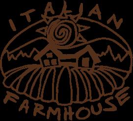 italian farmhouse restaurant logo