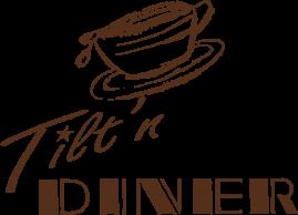 tilt'n diner logo