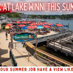 Town Docks Job Fair