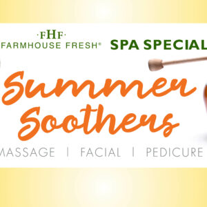Spa Summer Soothers
