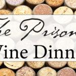 The Prisoner Wine Dinner LHG