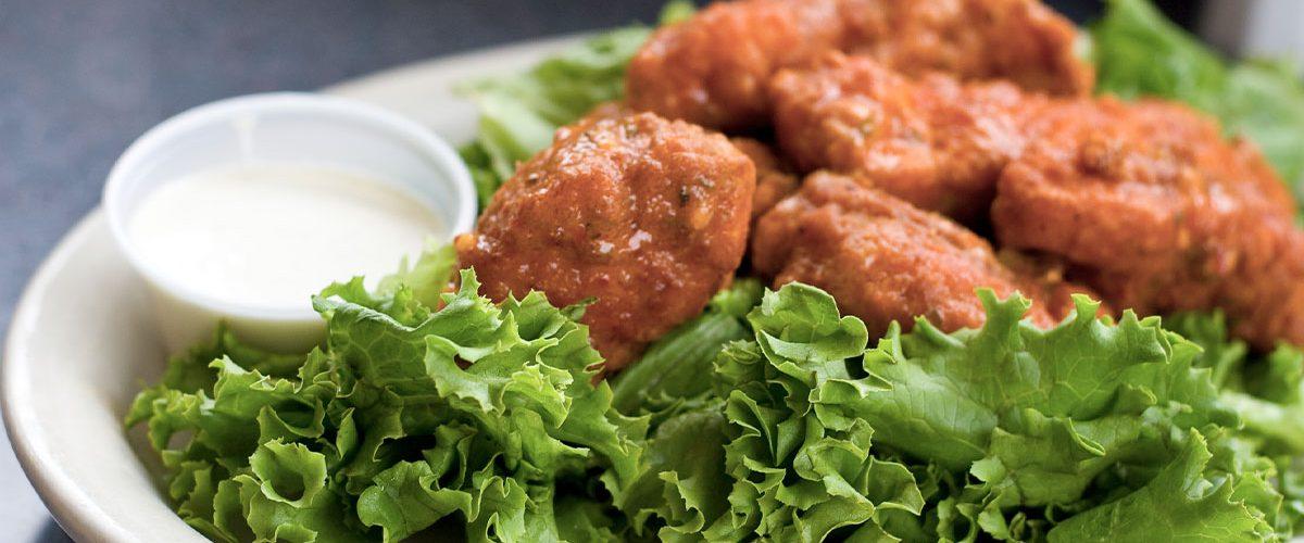 104 diner buffalo wings platter