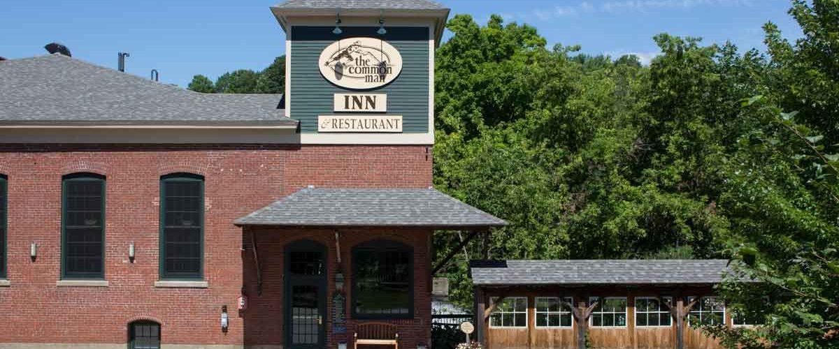 common man claremont restaurant brick building exterior
